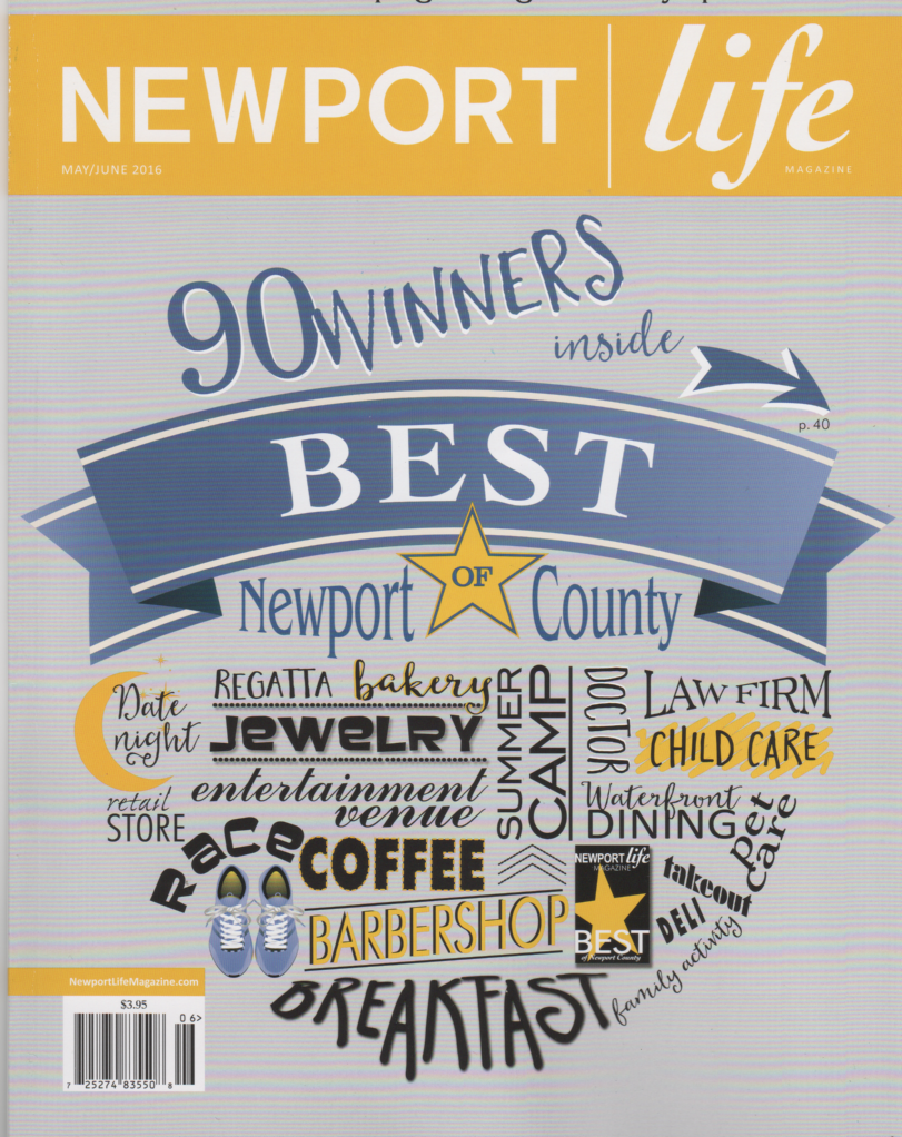 Newport Life Best Jtown Restaurant  2015